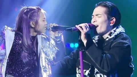 萧敬腾演唱新歌为总决赛助阵 潘玮柏范晓萱为冠军加冕