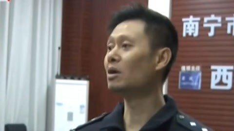 警方捣毁广西传销窝点 男子闯卡竖中指被刑拘