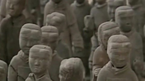 狮子山汉墓(下集)