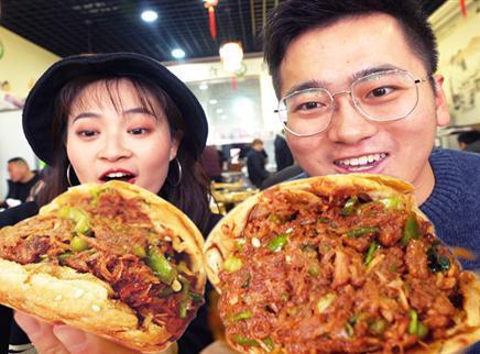 传说北京第一的坛子肉