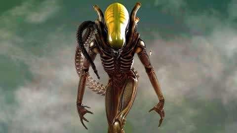 科幻电影《异形3》