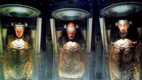 科幻惊悚电影《异形4》