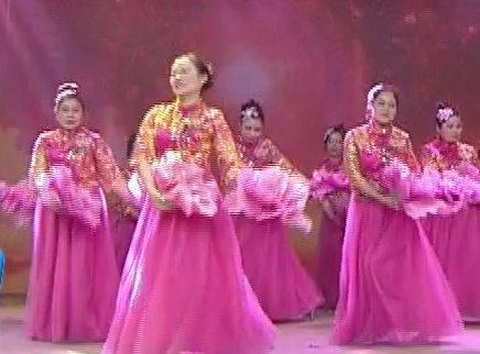 广场舞《幸福赞歌》