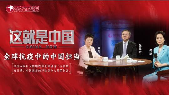 第49集:全球抗疫中的中国担当