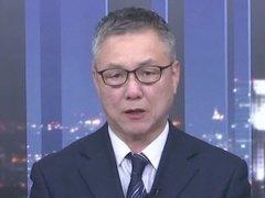 江启臣称台湾不要选边站