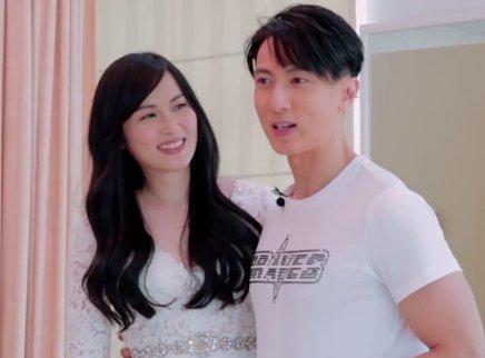 25期:吴尊丽吟甜蜜试婚纱