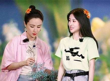薇娅张碧晨助力鲜花产业