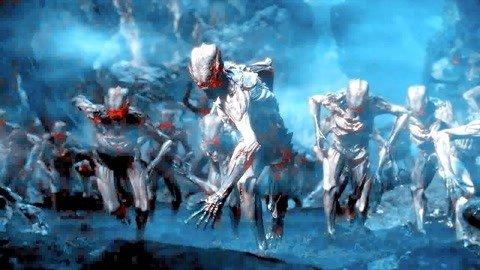 地球传送门出现外星丧尸