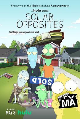 外星也难民第一季的海报
