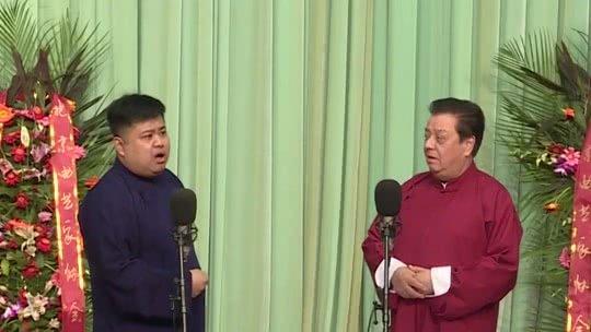 相声《规矩论》揭示伦理 李宽李金斗爆笑演绎《黄鹤楼》