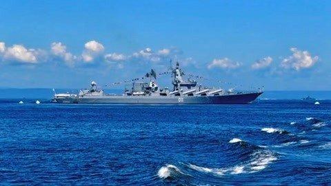 俄罗斯在太平洋连续开火