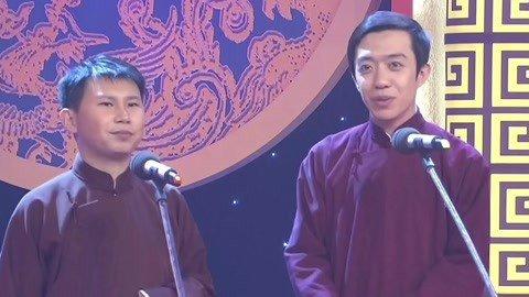 何沄伟李菁相声《双唱快板》