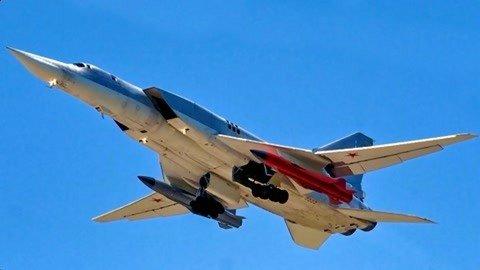 俄军试射新型导弹