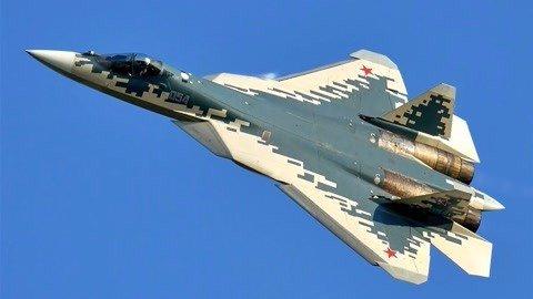 苏57战机又要升级