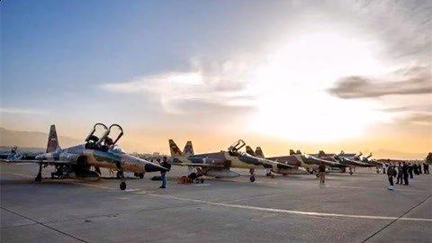 伊朗先进战机批量交付