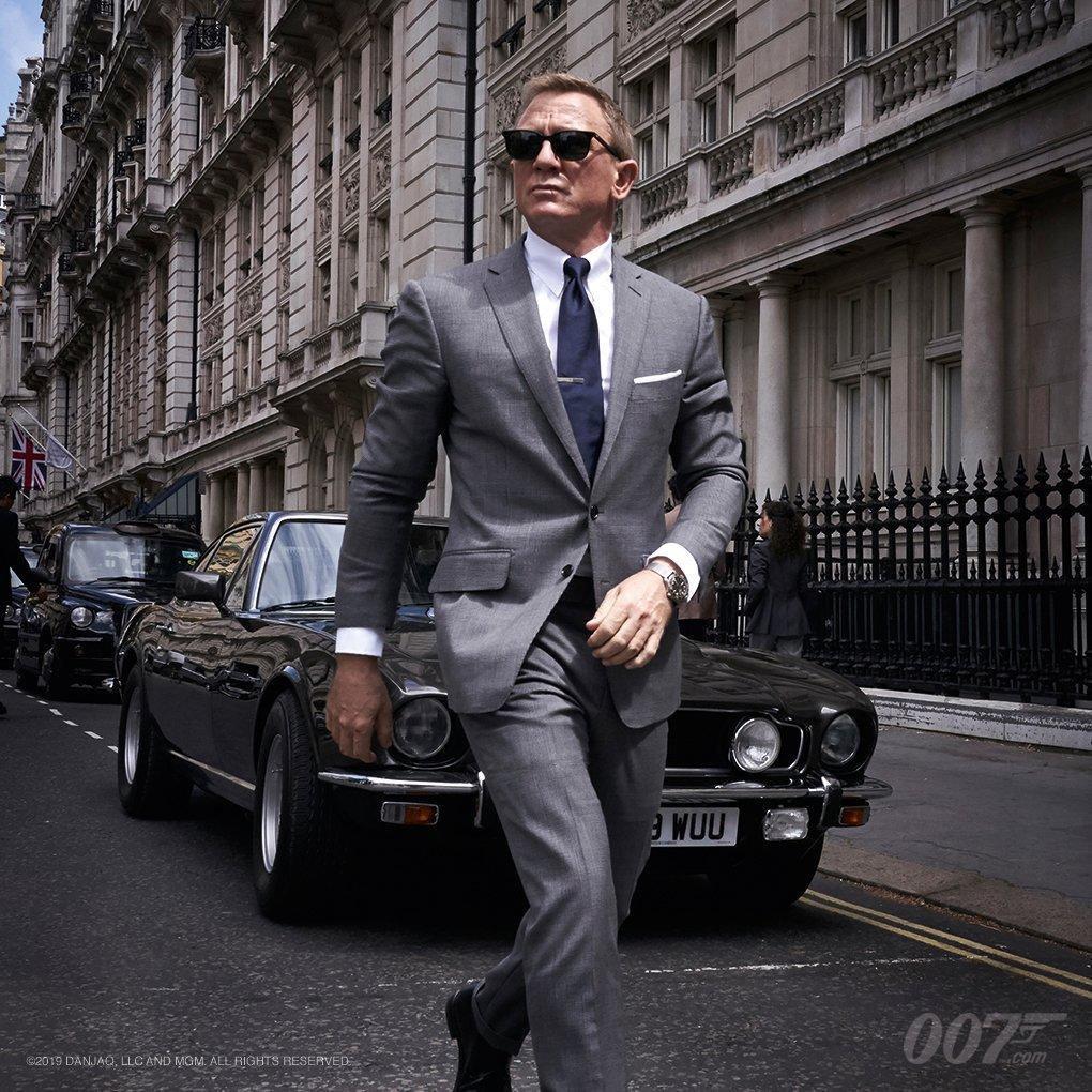 007:无暇赴死  首映礼