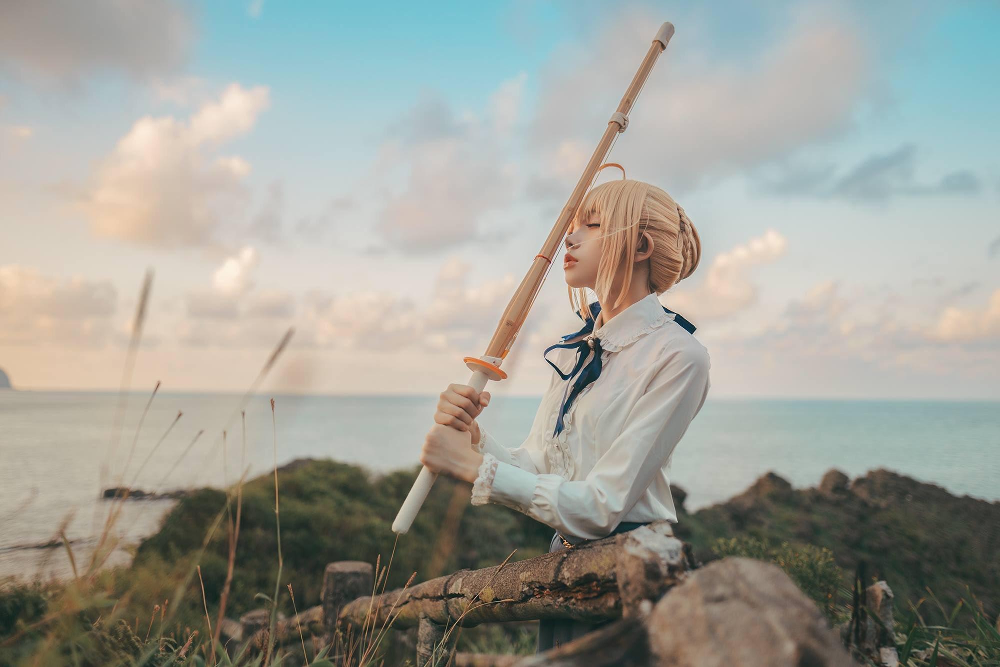 Saber木剑