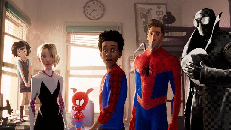 蜘蛛侠:平行世界