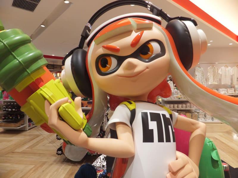 任天堂 直营店 Nintendo TOKYO 06_o