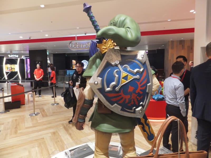 任天堂 直营店 Nintendo TOKYO 08_o