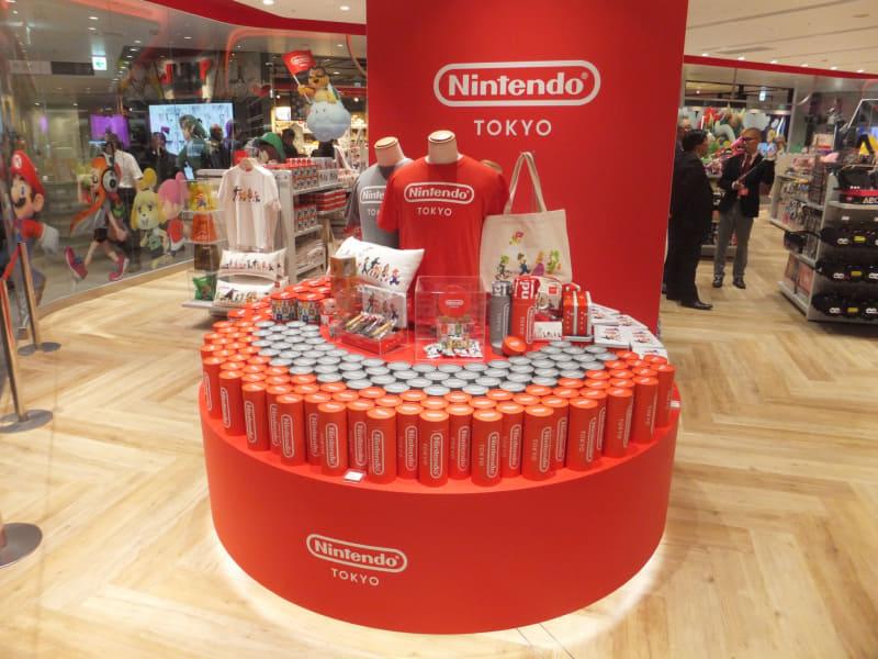 任天堂 直营店 Nintendo TOKYO 21_o