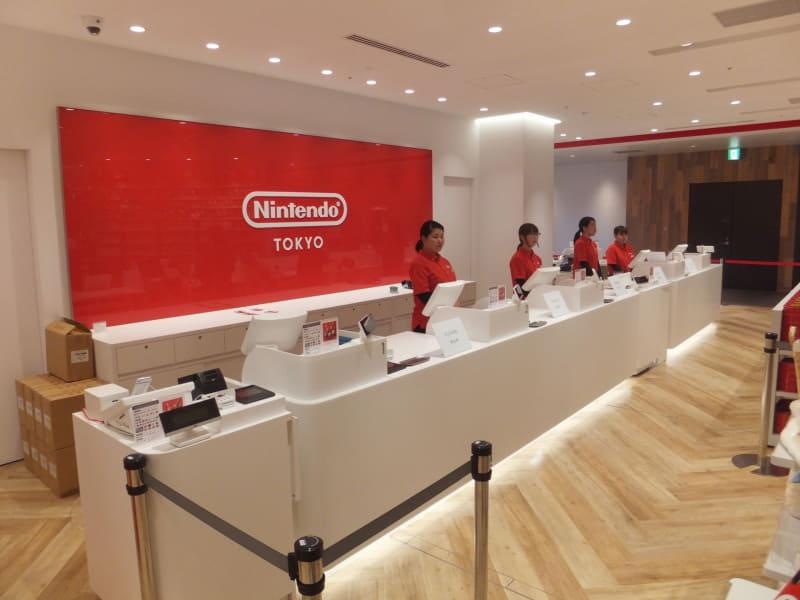 任天堂 直营店 Nintendo TOKYO 41_o