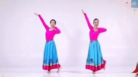广场舞《维吾尔姑娘》