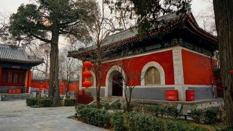 庙趣横生——福山寿海万寿寺