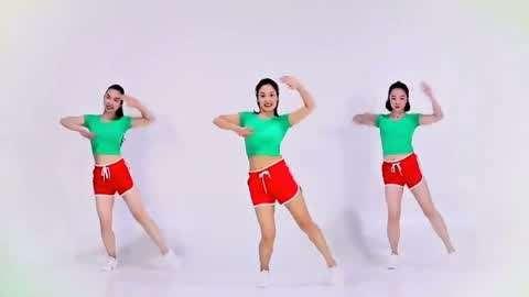 广场舞课堂《波斯猫》