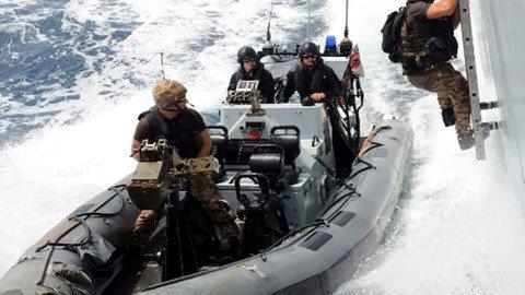 美对伊朗封锁开始奏效