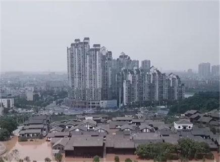 湖南70个县市区279万余人受灾