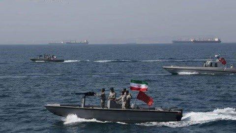 伊朗第三艘油轮遭劫持?