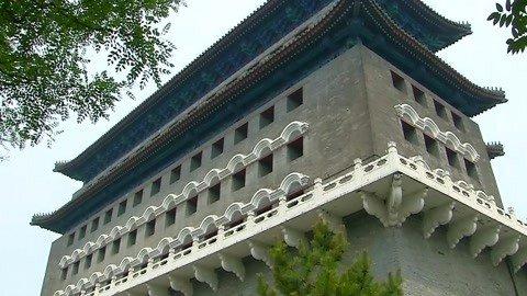 老北京建筑笔记大城之门
