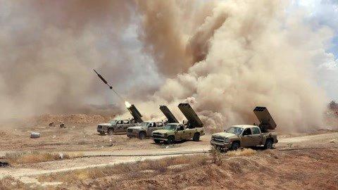叙军发动大规模进攻