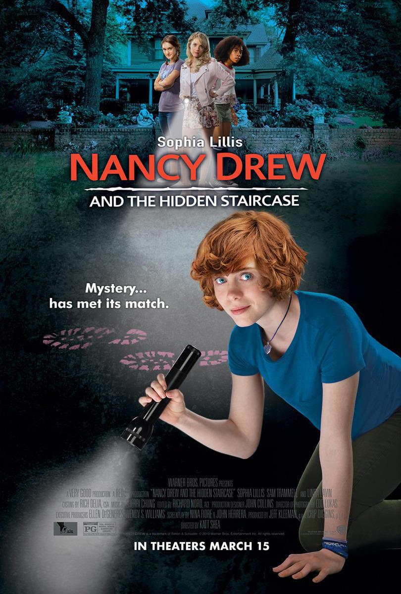 南希·德鲁和隐藏的楼梯剧照