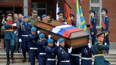 俄四名特种兵被围牺牲