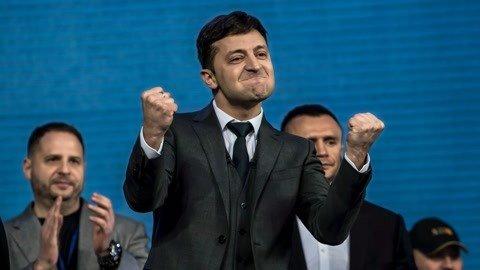 乌克兰新总统态度更强硬