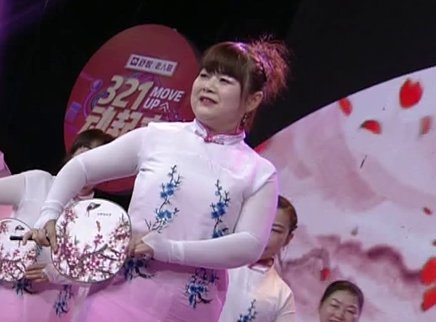 广场舞《桃花谣》