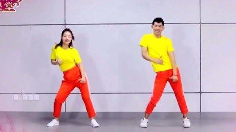 广场舞《万人迷》双人舞