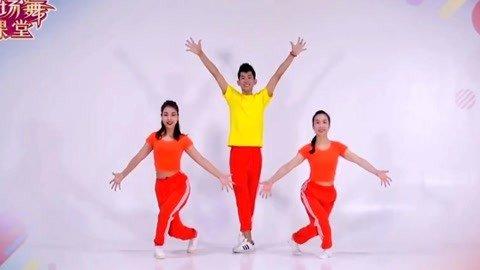 糖豆广场舞课堂《飞》