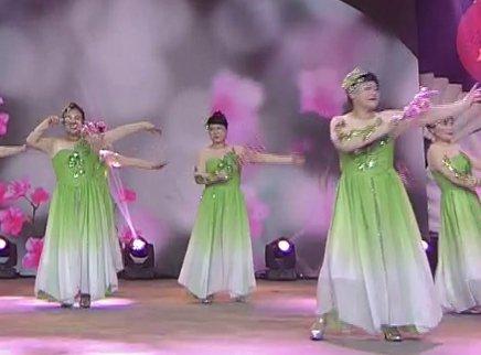广场舞《梅花》