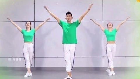 广场舞《我爱民族风》