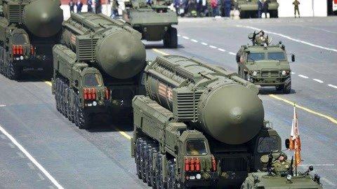 俄罗斯9枚重器接连登场