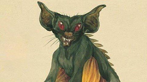 美洲最神秘的吸血怪物!