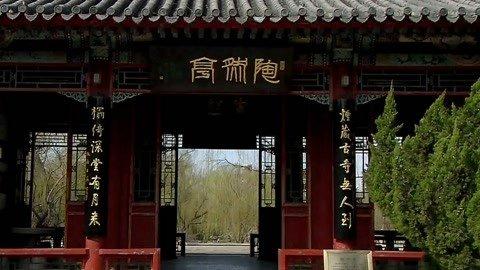 北京园林 亭亭已立