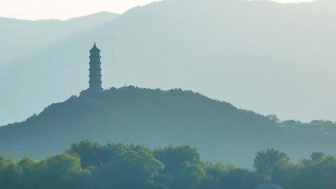 北京园林 借来的景儿