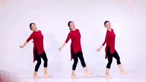 广场舞《吉祥欢歌》藏族