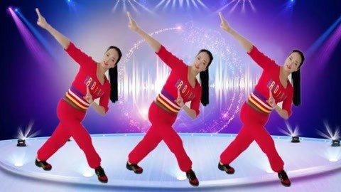 广场舞《别碰我》现代舞