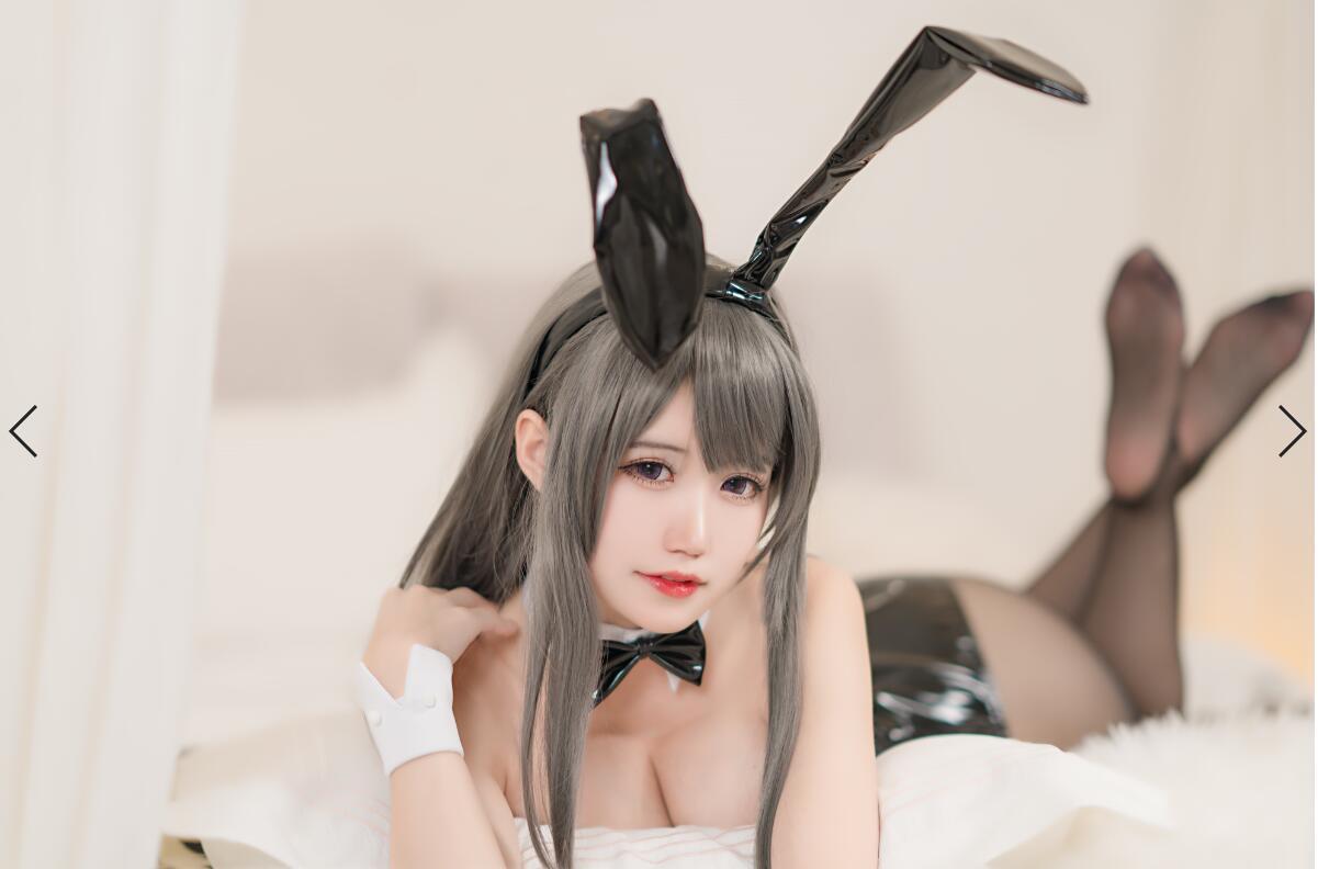 小仓千代w麻衣兔女郎 (2)