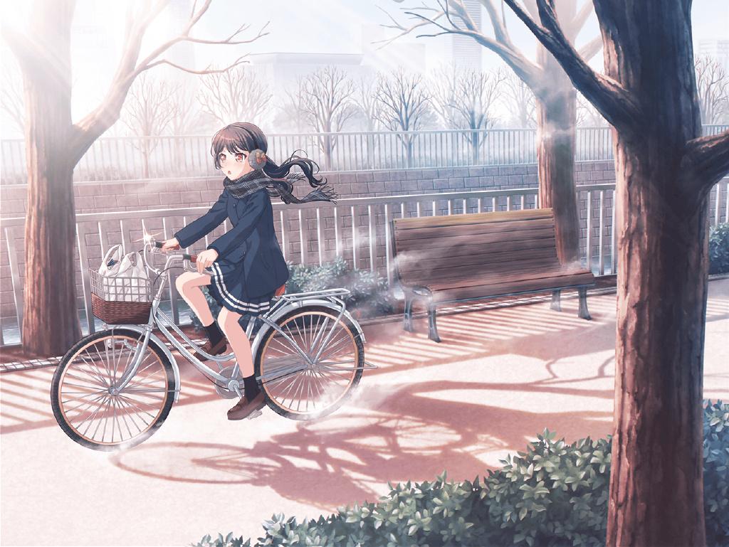 【P站美图】双马尾的小姐姐,《BanG Dream!》二叶筑紫壁纸特辑- ACG17.COM